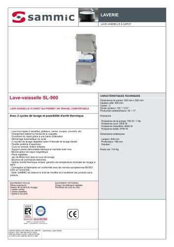 Lave-vaisselle SL-900