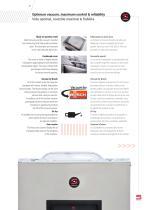 Machines à emballer sous-vide - Gamme SENSOR - 7