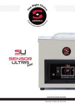 Machines à emballer sous-vide - SENSOR ULTRA - 1