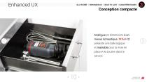 Mixeur plongeant XM-12 - 10