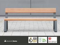Westeifel bench, tables Design
