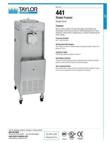 441 Shake Freezer