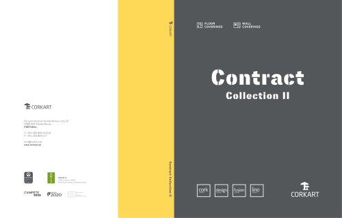Contract Collection - Cork, Design, Fusion and Lino Concept