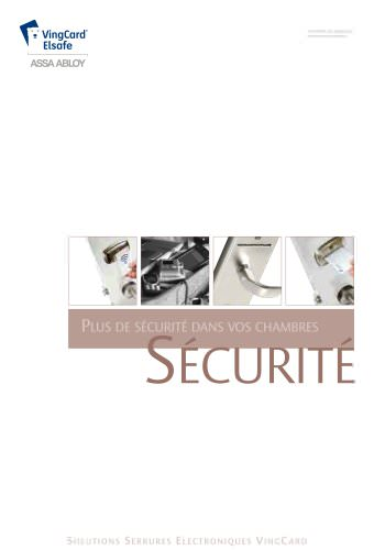 Electronic locking solutions