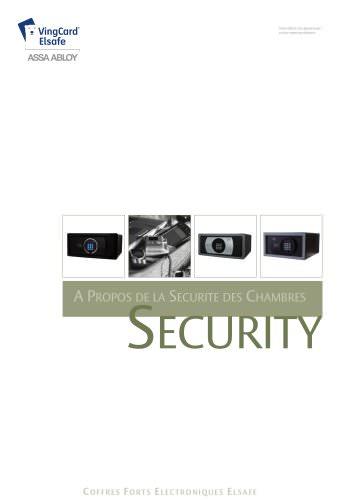 Elsafe In-room Safes Brochure_Feb13