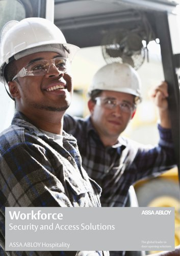 Workforce Security and Access Solutions