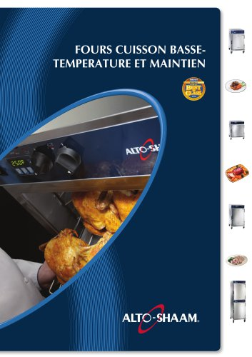 Cook & Hold Oven Brochure