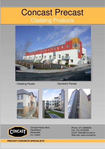 Cladding Panels Brochure
