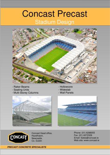 Sports Stadia Brochure