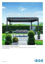 PERGOLA & PAVILLON