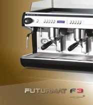 Machine à café espresso Futurmat F3