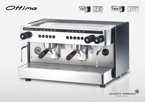 Machine à café Ottima