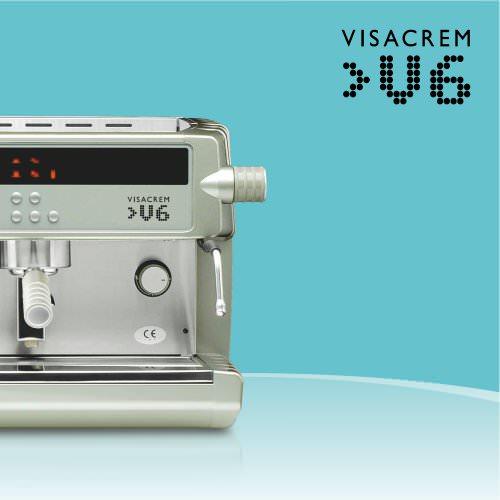 Visacrem V6 with Grouptronic