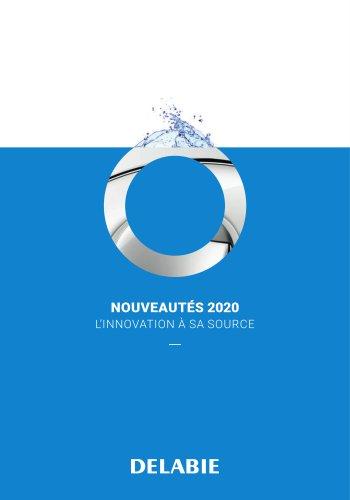 Nouveautés 2019