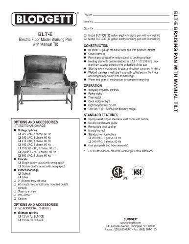 BLT-E Series