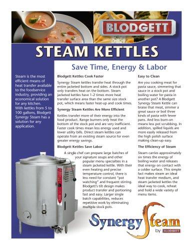 STEAM:kettle