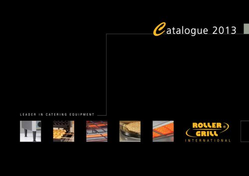 Catalogue 2013