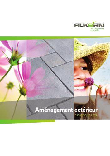 Catalogue Aménagement Extérieur - Nord