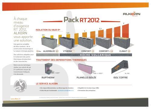 Pack RT 2012