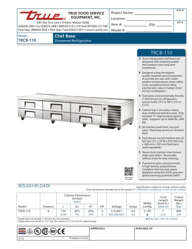 TRCB-110