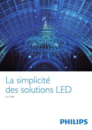 Brochure LED