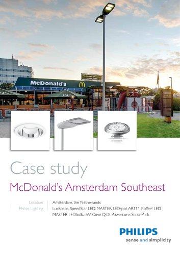 Case study McDonald?s Amsterdam Southeast