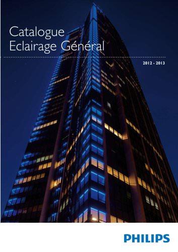Catalogue Eclairage Général