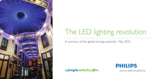 LED lighting revolution