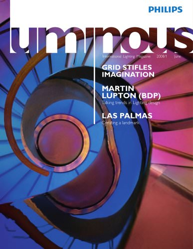 Luminous International Magazine No. 1