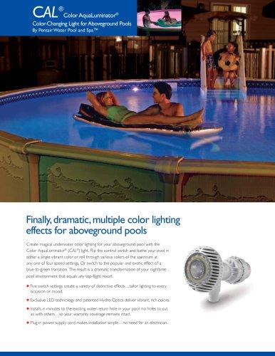 Color AquaLuminator (CAL)