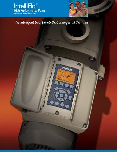 IntelliFlo High Performance Pump