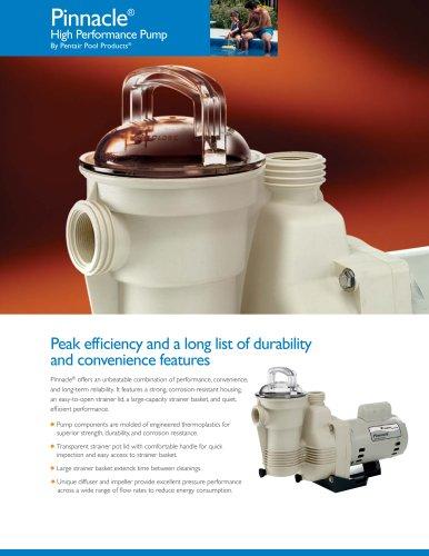Pinnacle® High Performance Pumps