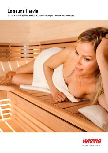Le sauna Harvia