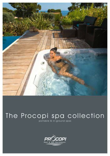 The Procopi spa collection