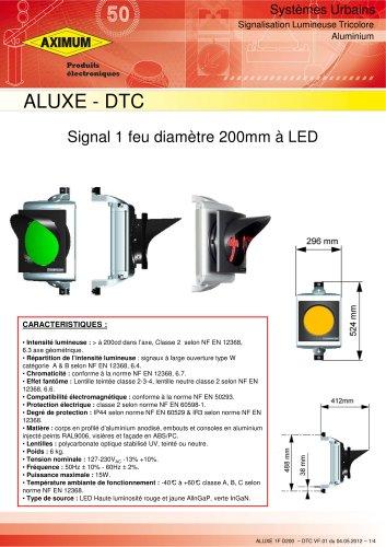 ALUXE 1F D200