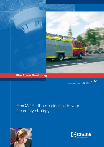 FireCARE - the missing link in your fire safety strategy