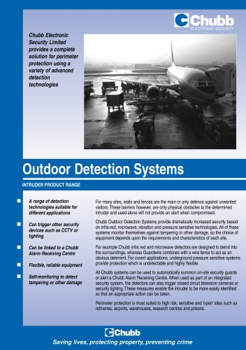 Outdoor Detection System