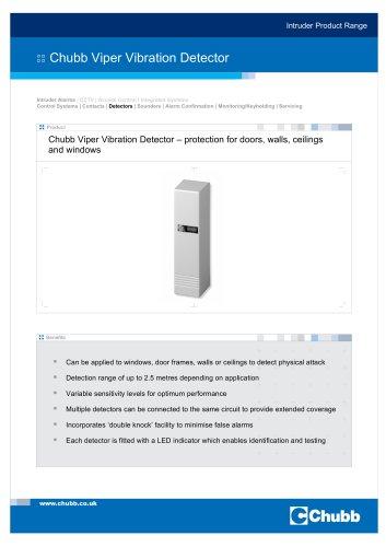 Viper Vibration Detector