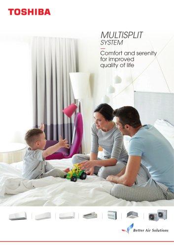 BROCHURE MULTISPLIT SYSTEM