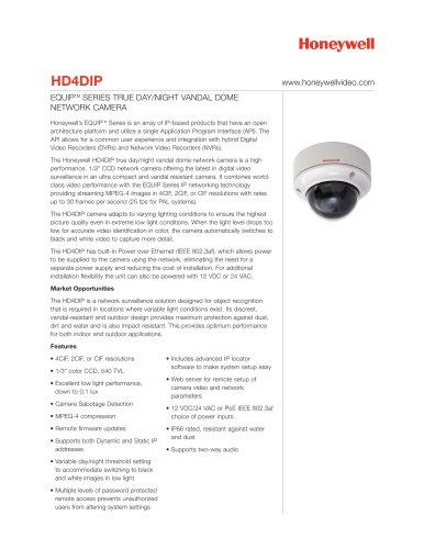 Datasheet HD4DIP