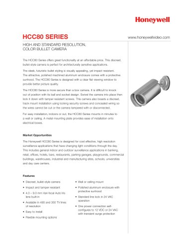 HCC80 Series