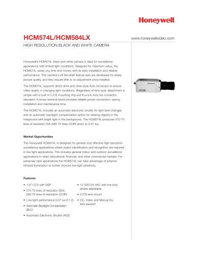 HCM574L