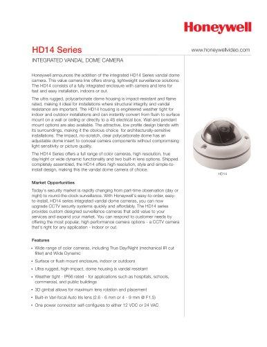 HD14 Series
