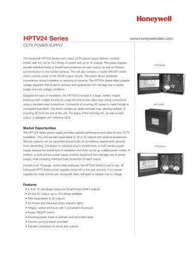 HPTV24 Series