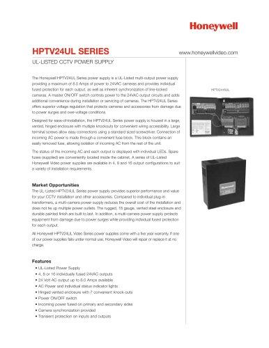 HPTV24UL Series