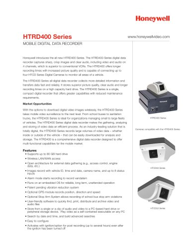 HTRD400 Series