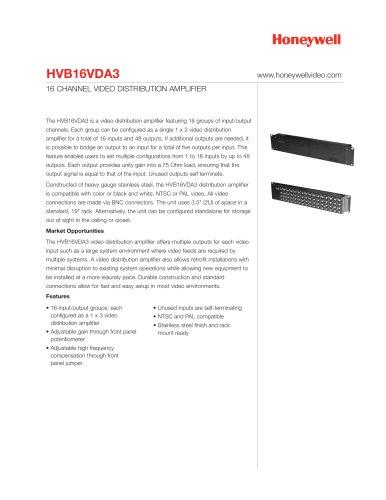 HVB16VDA3