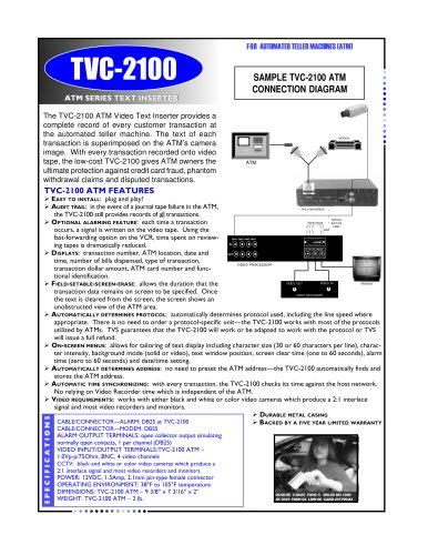 TVC-2100ATM
