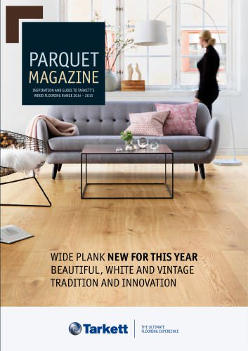Parquet magazine