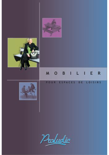 Mobilier 2009